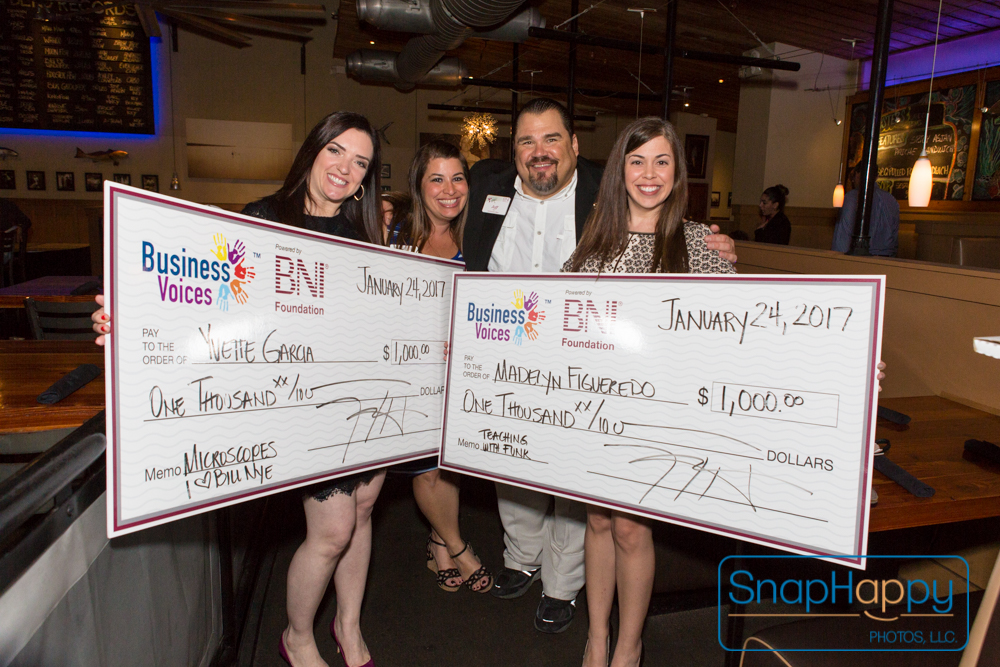 BNI January 2017 Network Nights at Tarpon Bend