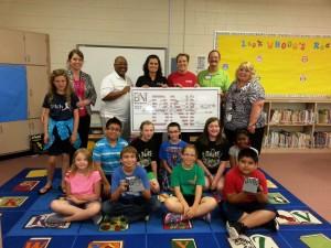 Flat Rock Elementary Kids