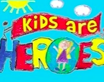 Kids are Heroes Logo